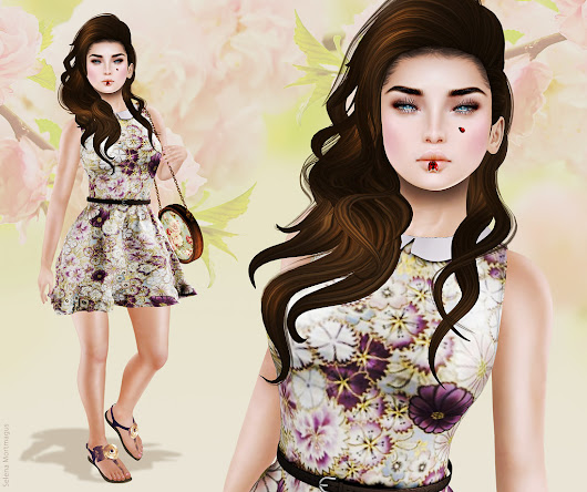 Sweet Spring ~ Poison Girls - The fashion world at your fingertips.