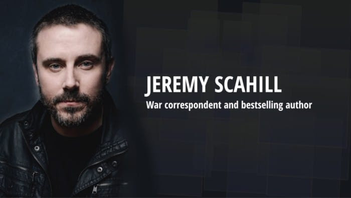 Jeremy Scahill with acTVism