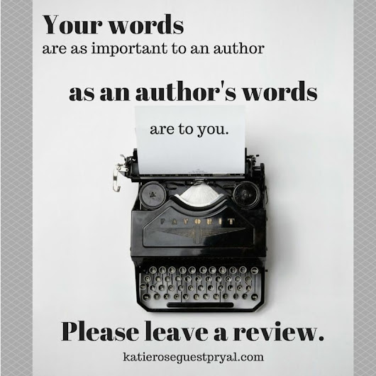 The Importance of Reader's Reviews