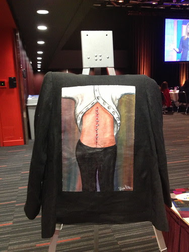 """""""Beyond the Business Suit"""" a jacket for Gillian Cappiello"""