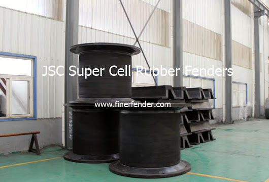 JSC Super Cell Rubber Fenders