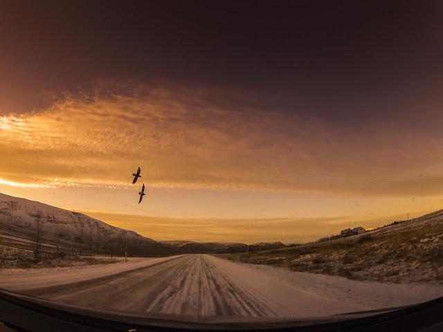Islandia desde una Gopro