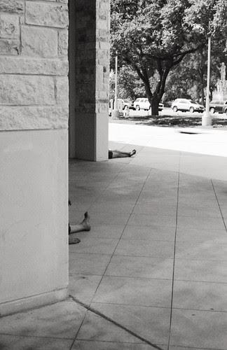 Four Feet by Jesse Acosta
