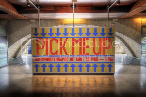 Pick Me Up: Contemporary Art Fair