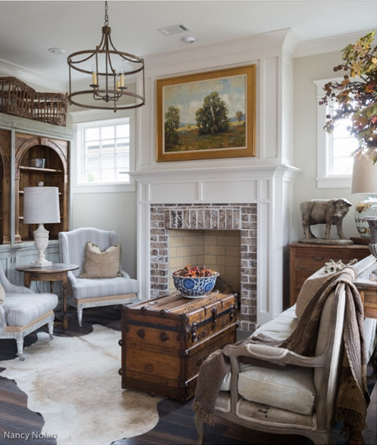 Randolph Cottage: Charming Home Tour - Town & Country Living