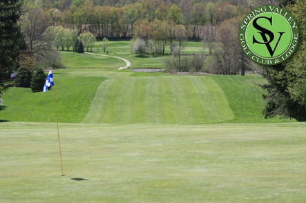 $18 for 18 Holes with Cart at Spring Valley Golf Club in Mercer near New Castle. ($38 Value. Expires July 15, 2015.)