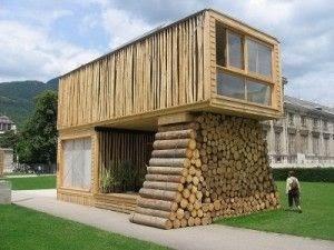 60+ gambar rumah kayu minimalis lantai 2 terbaik - neos