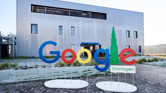 Dutch datacenter is first for Google: powered by 100% renewable energy from day one