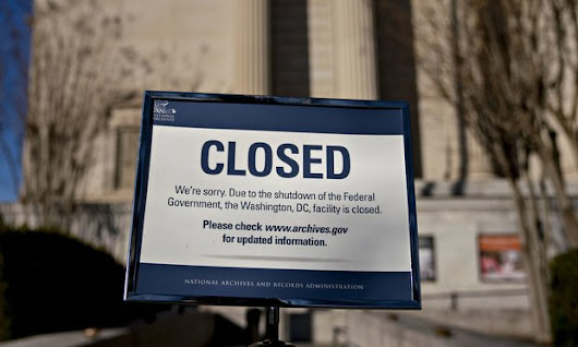 Law Firms Face 'Uncharted Waters' as Shutdown Grinds Some Practices to a Halt | The American Lawyer