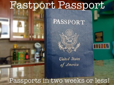 How To Obtain a New Passport For Travel - Travel Discounts Info