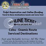 Trans-Asia Shipping Cebu-Ozamis Route