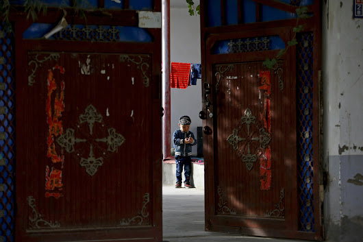Cracks show in China's vision for model ethnic unity village