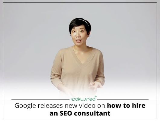 Google releases new video on how to hire an SEO consultant