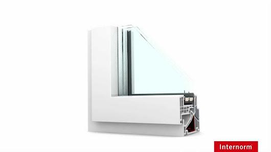 Internorm kf500 finestra design in pvc alluminio google for Internorm fenster