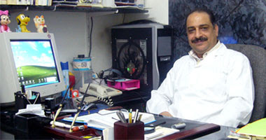 الدكتور أسامة حفنى استشارى العلاج الطبيعى وعلاج السمنة