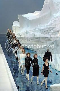 Paris Fashion Week,Fall 2010,Chanel