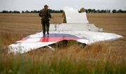 Abgeschossene MH17 in der Ukraine. (Bild: Maxim Zmeyev / Reuters)