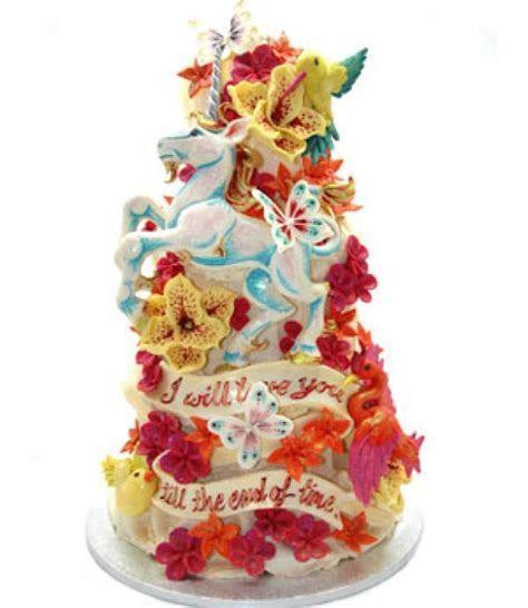 Our favourite Choccywoccydoodah cakes   Unicorn cake