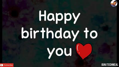 happy birthday   whatsapp status lyrics hd