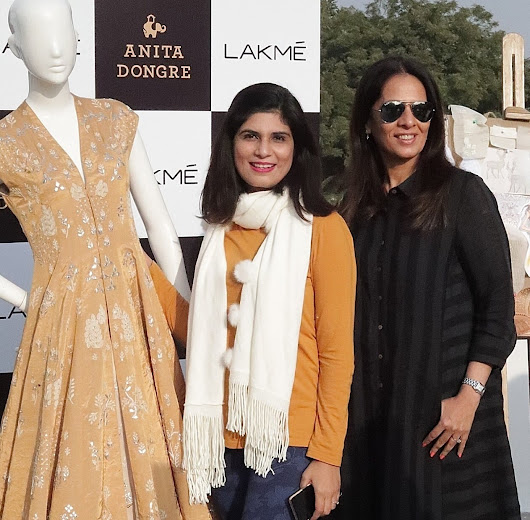 Alchemy by Anita Dongre | Grand Finale, Lakmé Fasion Week