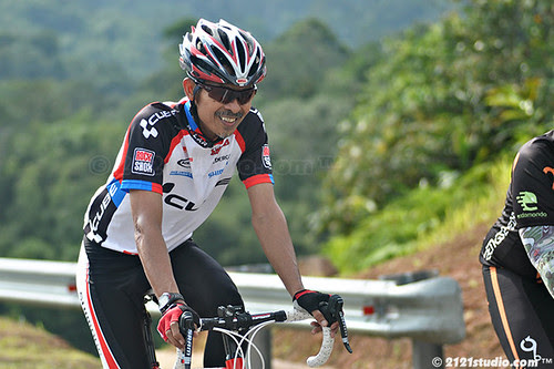 Cameron Highland Ride 2011