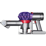 Dyson V7 Car+Boat Handheld Vacuum - Bagless - Washable lifetime Filter - Iron/Purple