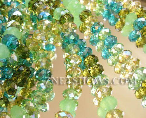 Exclusive Tiaria Chinese Crystal Mixes - ZNETSHOWS.COM