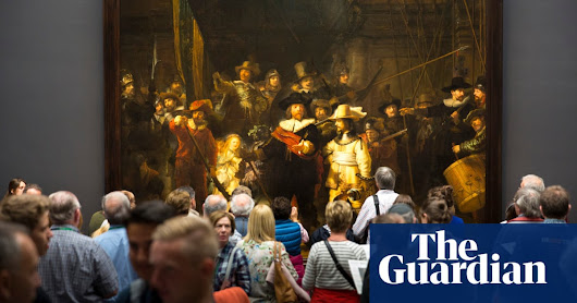 Rembrandt masterpiece The Night Watch to be restored under world's gaze | Art and design | The Guardian