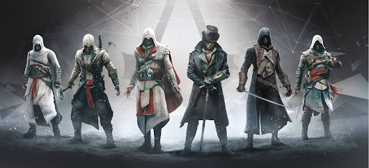 Assasin's Creed Cebinde: Assassin's Creed Identity |