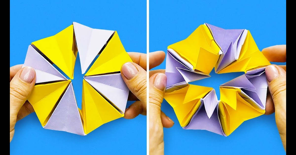 5 Minute Crafts Paper Hacks - Crafts DIY and Ideas Blog