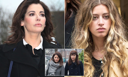'THAT photo proved Nigella was still on drugs'