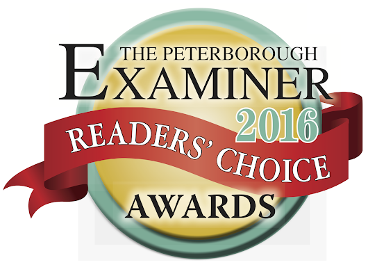 We've Been Voted Peterborough's Favourite Spa - THANK YOU! - The Urban Spa Peterborough, Boutique Spa, Massage Therapy, Hair Services & Esthetics Peterborough