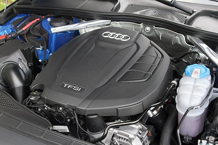 Hasil gambar untuk Audi A4 Avant 2017 engine