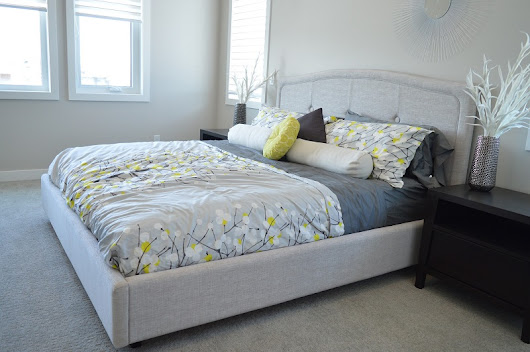 Guest Post | Bedroom | Give Your Bedroom a Sleep-Friendly Makeover