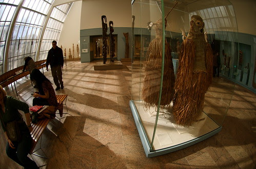 The Oceania room at the Met