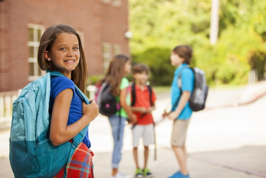 The perfect fit: choosing the right backpack for your child - Tri Living Well