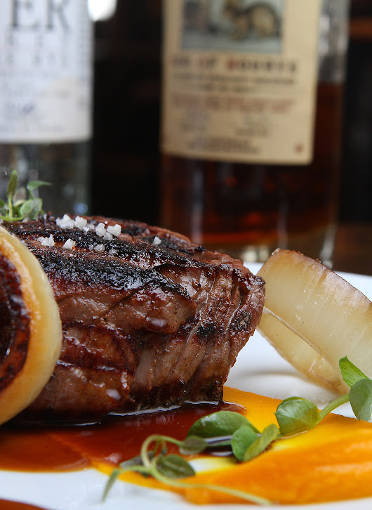 Dining Out: Expect fair fare at high-flying Bourbon Steak
