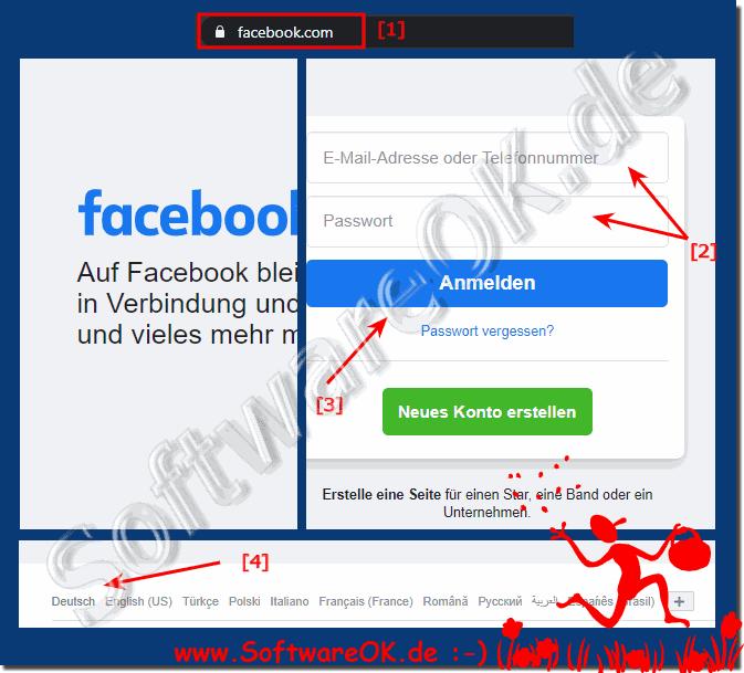 Facebook Anmelden Oder Registrieren