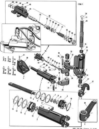 Wiring Diagram Database  Massey Ferguson 245 Parts Diagram
