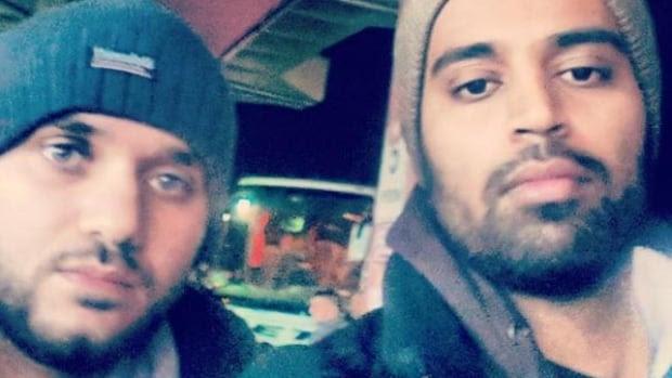 Mohammed El Shaer, seen at left, is back in custody in Windsor.