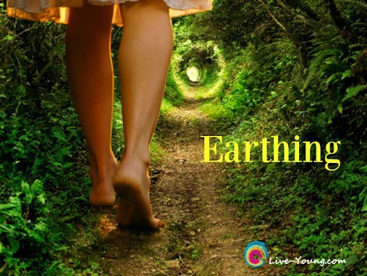 5 Ways to Use Earthing to Boost Your Health