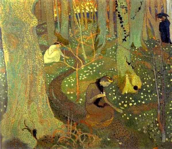 πασχαλιάτικο πρωινό Maurice Denis 1891