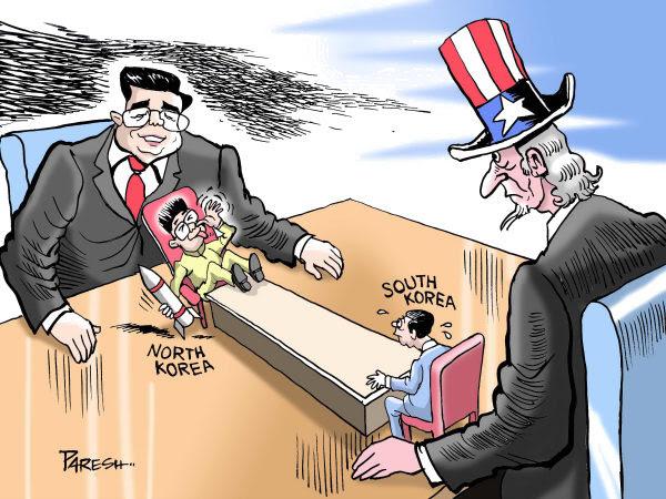 Image result for north korea cartoons