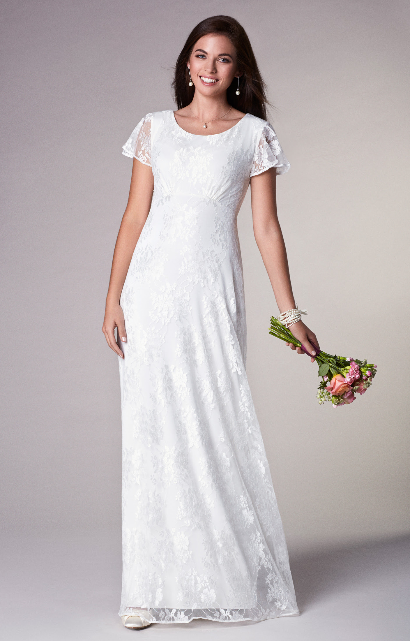 alice wedding gown long ivory  evening dresses occasion