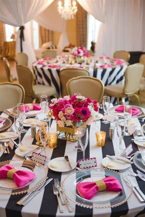 An Elegant Kate Spade Inspired Wedding   Every Last Detail