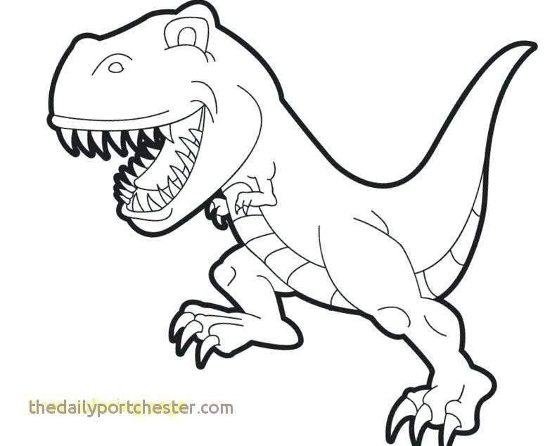 ausmalbild dino rex  ausmalbild kostenlos