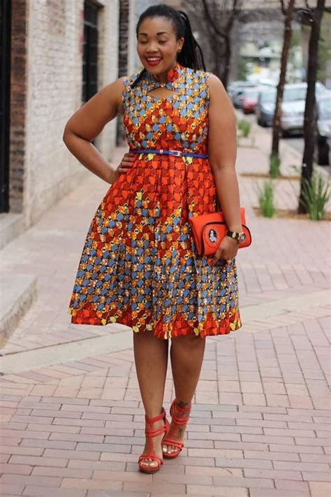 FULL FIGURED ANKARA OUTFIT INSPIRATIONS   For Her in 2019