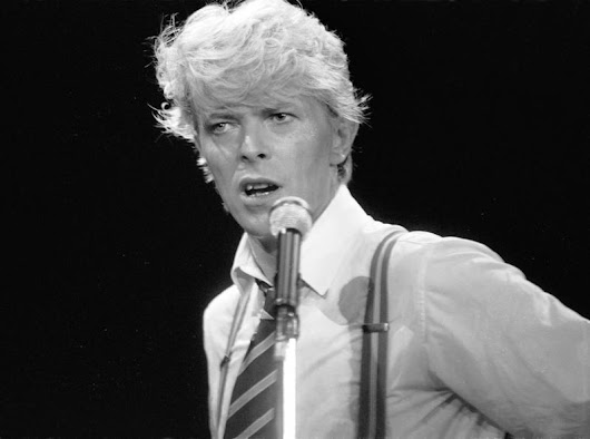 Rock Icon David Bowie Dies At 69