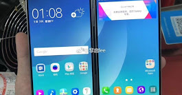 "Images of Samsung's cancelled ""Project V"" foldable phone may have leaked"