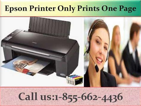 epson printer  printing troubleshooting